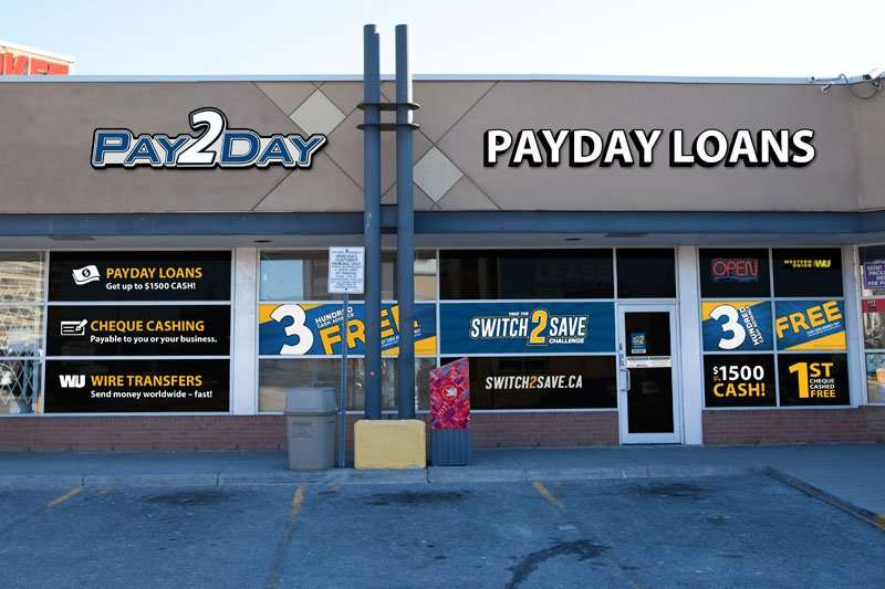 Payday loans Scarborough