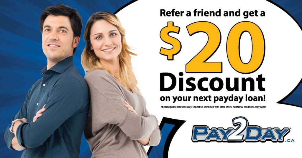 Payday loans in the Greater Toronto Area