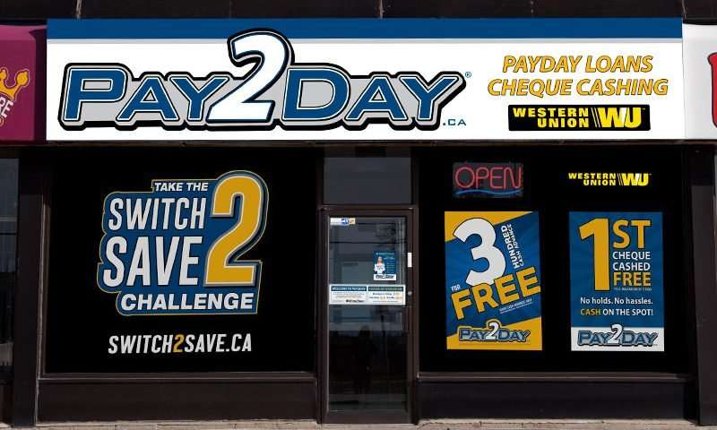 Welcome to Pay2Day: Oshawa's King Street West Location