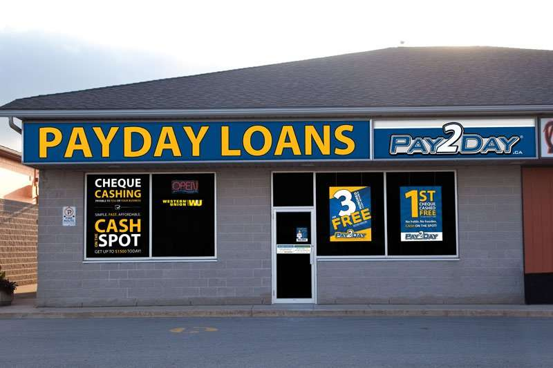 Cambridge payday loans location