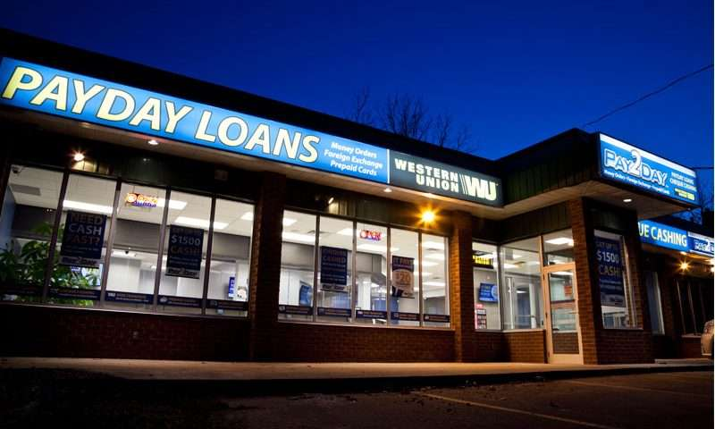Welcome to Pay2Day: Brampton's Main Street Location
