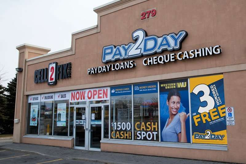 Pay2Day Queen & Highway 410