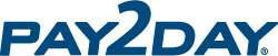 Pay2day payday loans logo