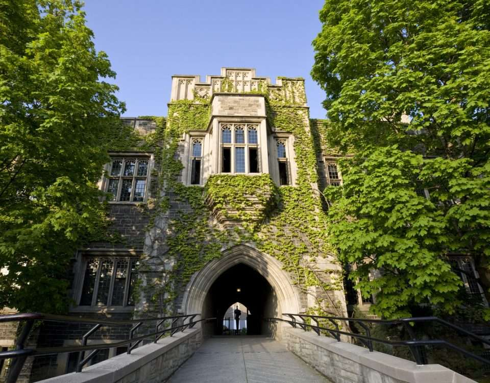 Top 10 Most Beautiful University Campuses in Canada