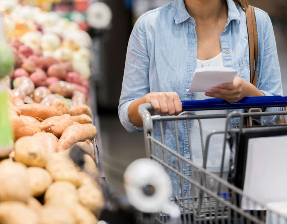 5 Ways to Save Money on Your Grocery Bill by Meal Planning
