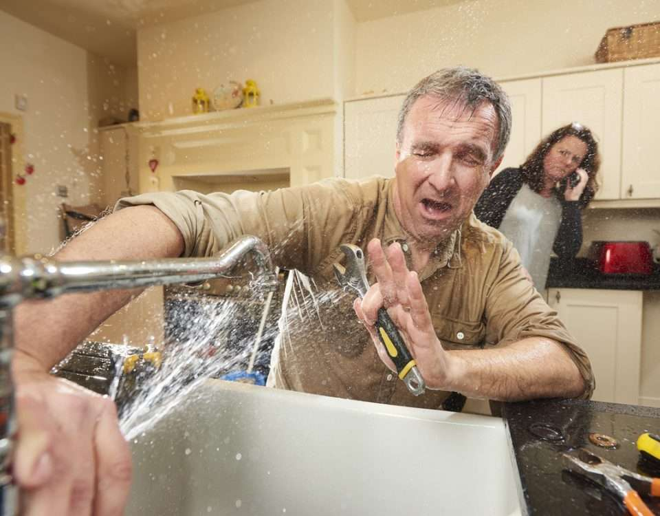 Saving Money on Home Repairs - When Should You Hire a Plumber?