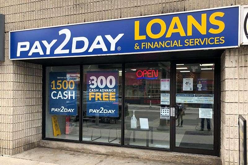 Short-term loans Barrie